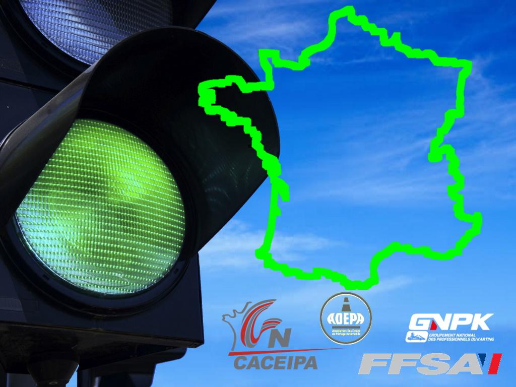 Luz verde en francia